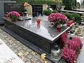 Jerzy Ruszkiewicz - Krzysztof Kiciński - Stefan Szymkiewicz - Zofia Szymkiewicz - Cmentarz Wojskowy na Powązkach (208).JPG