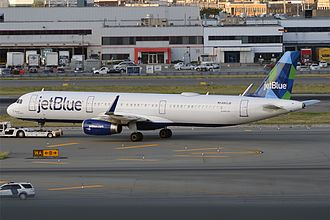 Airline hub - The focus cities of JetBlue are Boston, Fort Lauderdale, Long Beach, New York (JFK), Orlando and San Juan