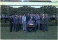 Jimmy Carter signs Medicare-Medicaid Anti-Fraud and Abuse Amendments into law. - NARA - 176639.tif