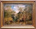Jmw turner, salici presso un ruscello, 1805.jpg