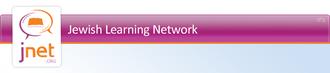 Jewish Learning Network - Jewish Learning Network logo.