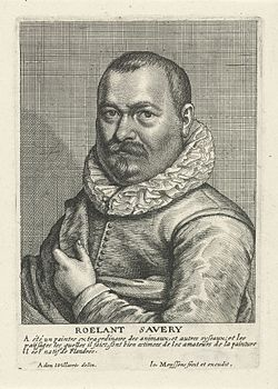 Joannes Meyssens, Adam Willaerts (after) - Portrait of Roelant Savery.jpg