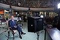 Joe Biden behind the scenes of interview with Robin Roberts.jpg