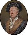 Johann Friedrich Reiffenstein (1719–1793), by Angelica Kauffmann.jpg