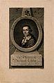 Johann Gottlieb Wolstein. Stipple engraving by C. Kohl after Wellcome V0006363.jpg