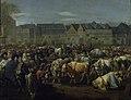 Johann Heinrich Roos - A Cattle Fair - KMS4793 - Statens Museum for Kunst.jpg