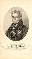 Johann Nepomuk Rust -  Bild