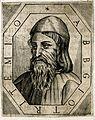 Johannes Trithemus (Heidenburg). Line engraving, 1666. Wellcome V0005905.jpg