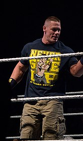 John Cena in houseshow 2013.jpg