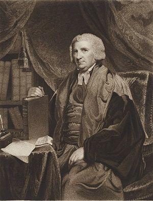 John Eveleigh (Oriel) - John Eveleigh, 1809 engraving by William Say after John Hoppner