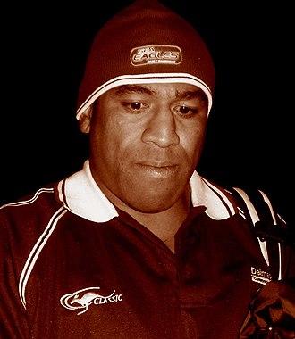 John Hopoate - Hopoate in 2008
