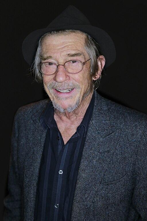 John Hurt by Walterlan Papetti