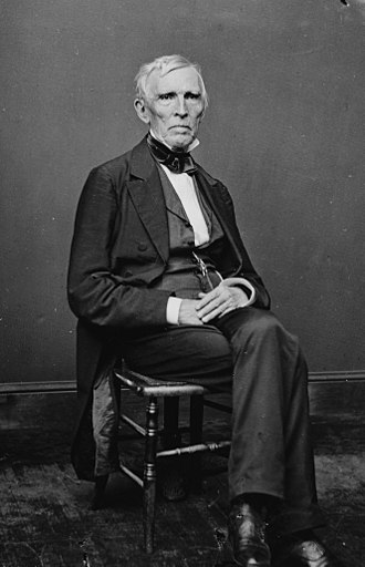 American Civil War - Sen. John J. Crittenden, of the 1860 Crittenden Compromise