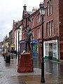 John Muir Statue, Dunbar - geograph.org.uk - 72316.jpg