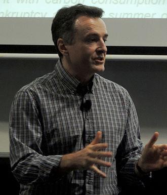 John O'Brien (businessman) - John O'Brien speaks in Adelaide, South Australia (2015)