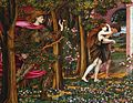 John Roddam Spencer Stanhope - The Expulsion from Eden, 1900.jpg
