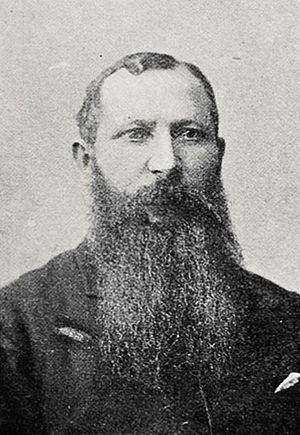 Rangitikei by-election, 1892 - John Stevens circa 1900