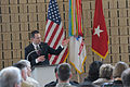 Jon Nehring, the mayor of the city of Marysville, speaks at the Marysville Armed Forces Reserve Center ribbon-cutting ceremony in Marysville, Wash., April 1, 2012 120401-A-RB545-334.jpg