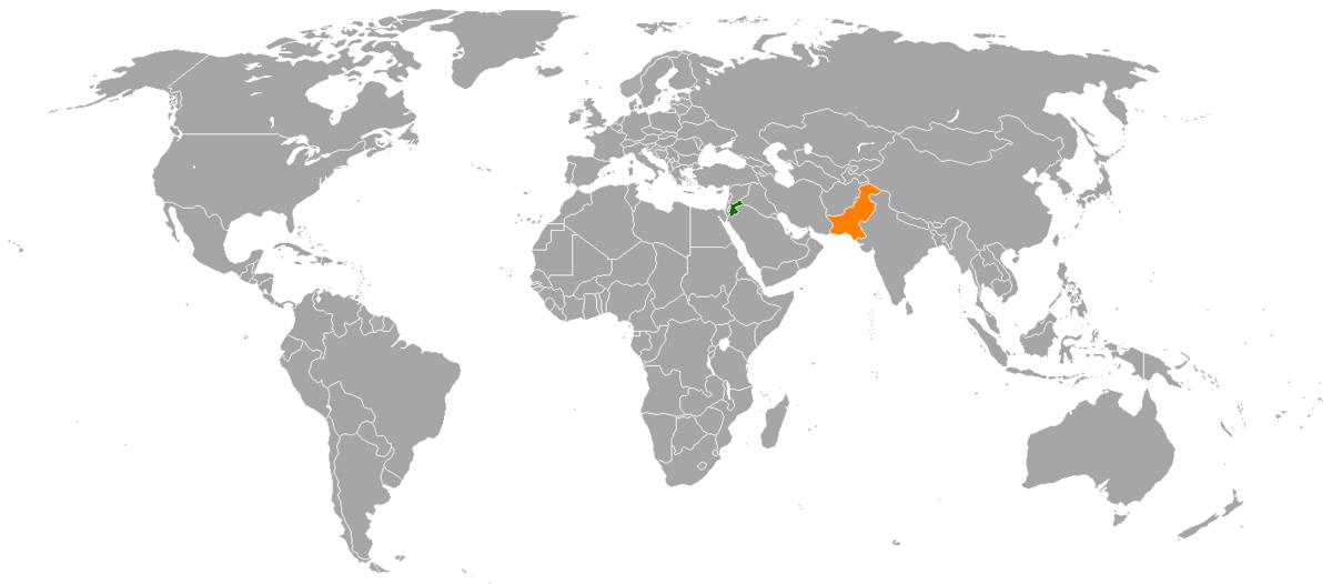 Jordanpakistan Relations Wikipedia
