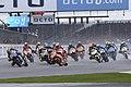 Jorge Lorenzo leads the pack 2015 Silverstone.jpeg