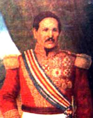 Rafael Carrera - Image: José Rafael Carrera y Turcios
