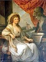 Josef Rolletschek - Anna Amalia von Preußen nach dem Original von Angelika Kaufmann.jpg