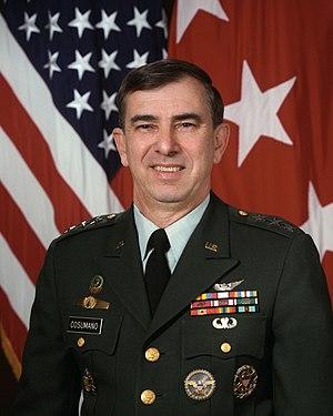 Joseph M. Cosumano - Lieutenant General Joseph M. Cosumano Jr.