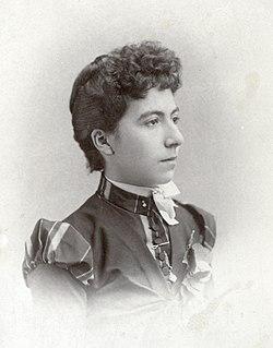 Josephine sarah marcus c1881