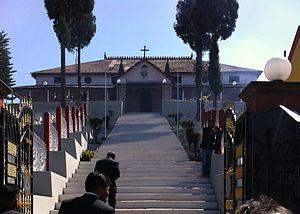 Jowai - Jowai Presbyterian Church, India