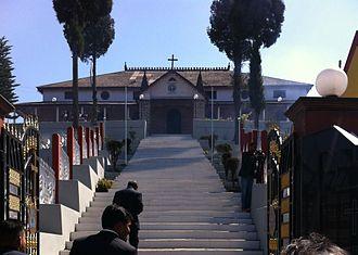Presbyterian Church of India - Jowai Presbyterian Church, India