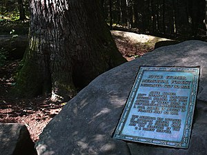 Joyce Kilmer-Slickrock Wilderness - Joyce Kilmer Memorial