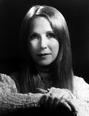 Julie Harris (actress) - Publicity photo of Julie Harris (1973)