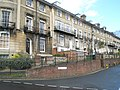 Junction of Romsey Road and Clifton Terrace - geograph.org.uk - 760765.jpg