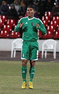 Juninho Quixadá Brazilian footballer
