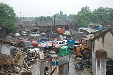 Junk Yard in Dujiangyan - 2008 Sichuan earthquake.jpg