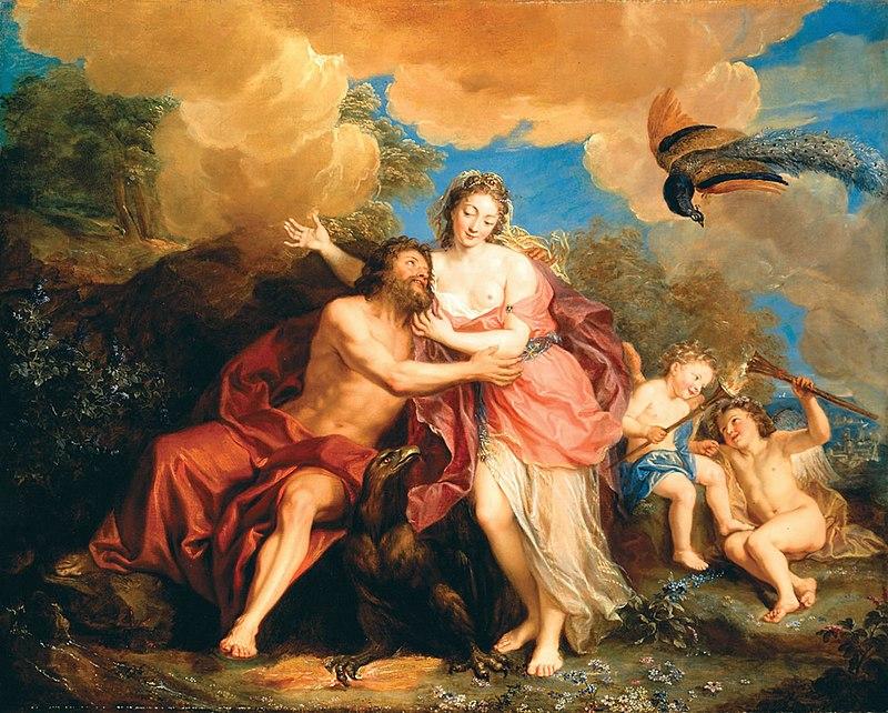 Jupiter and Juno - Frans Christoph Janneck.jpg