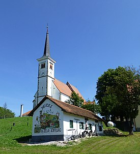 Juršinci Ptuj Church Museum 201.JPG