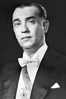 Juscelino Kubitschek Former President of Brazil