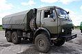 KAMAZ-5350 military truck of Russia.jpg