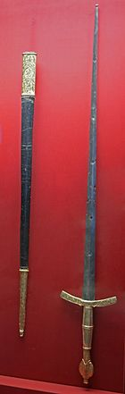 two bladed sword of late marriage Recently sold knives sold-broken sword knife the idea behind the substantial blade is made as if the original sword blade were cut down late 17th or early.
