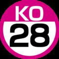 KO-28 station number.png