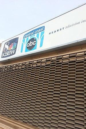 KSBW - The main KSBW and Central Coast ABC Studios at 238 John Street Salinas, CA