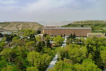Afghanistan-Health-Kabul Military Hospital - panoramio