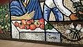 "Kagome head office wall paint ""TOMATO"" 2.jpg"