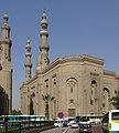 Kairo Rifai Moschee BW 1.jpg