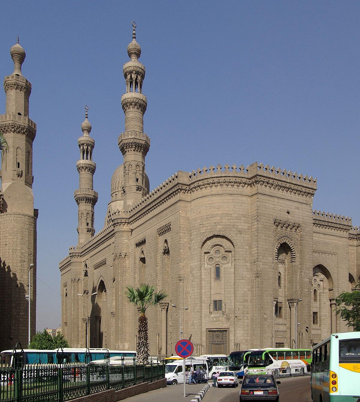 Al-Rifa'i Mosque - Wik...