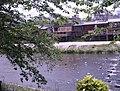 Kamo river 鴨川, Kyoto, Japan - panoramio.jpg