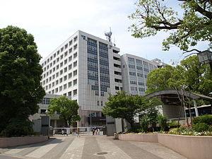 Kanagawa-ku, Yokohama - Kanagawa Sohgoh High School