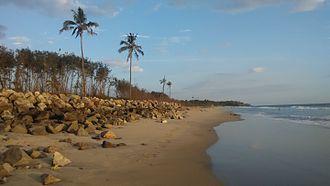 Kappil, Thiruvananthapuram - Kappil beach