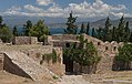 Karababa castle, structure, sea, Euboea, Chalkida, Greece.jpg